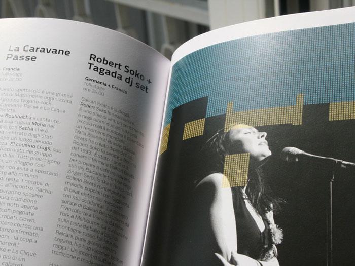 Ariano Folk Festival 2009. Booklet.