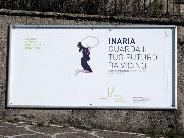 Inaria. Billboard.