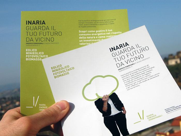Inaria. Flyer.