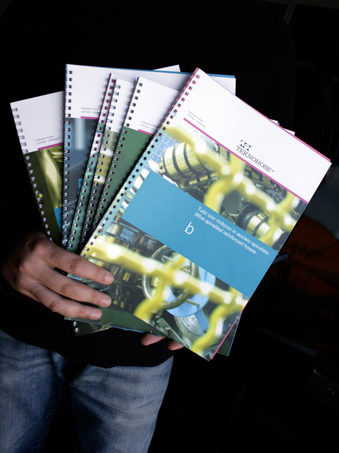 Teknohose. Booklets.